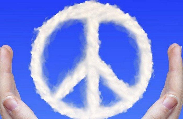 Символ мира Джеральд Холт.