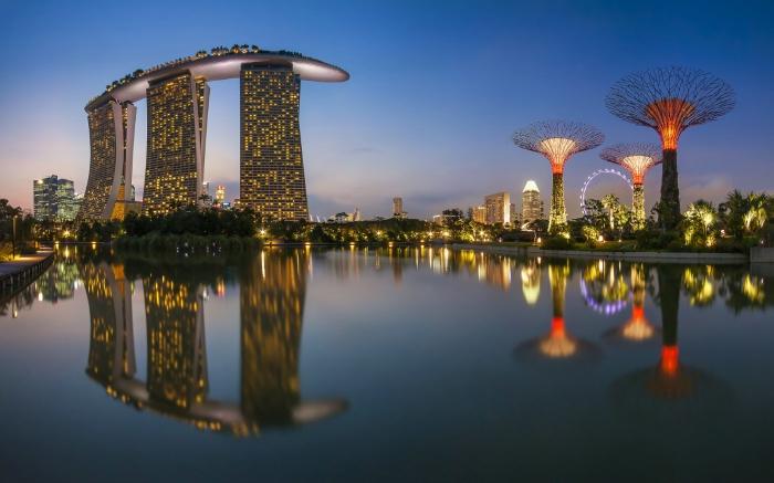 Сингапур: всегда и для всех бестплатный интернет.