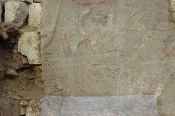 Самое раннее изображение Иисуса.