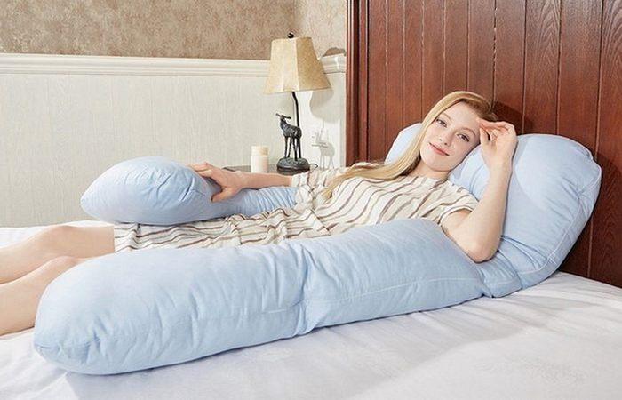 U-образная подушка для тела Pureown.