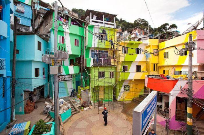 slum 10 самых ярких мест в мире, где обязательно улучшится настроение
