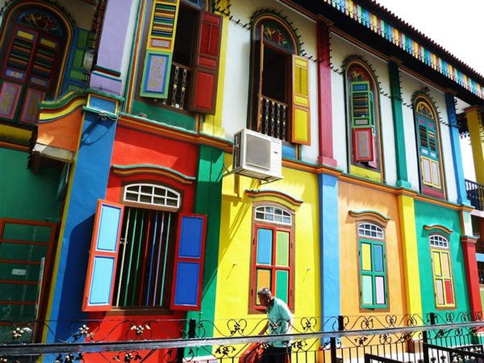 Сингапурский район «Маленькая Индия»