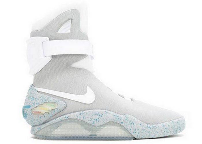 Кроссовки Nike Air Mag Back to the Future.