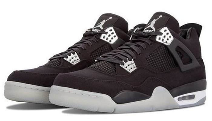 Кроссовки Air Jordan 4 Eminem x Carhartt.