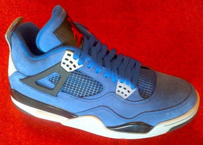 Кроссовки Air Jordan 4 Eminem.