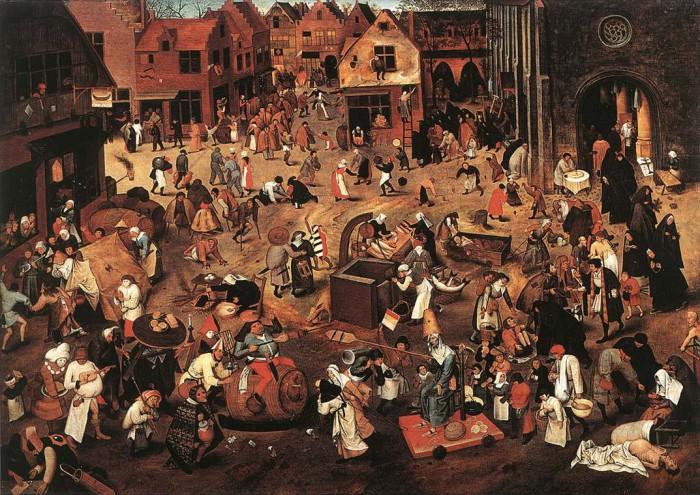 Полная чушь: продолжительность жизни в средние века была низкой.