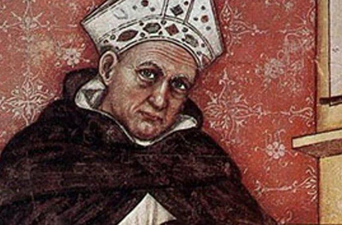 Альберт Великий -ведущий богослов Средневековья.