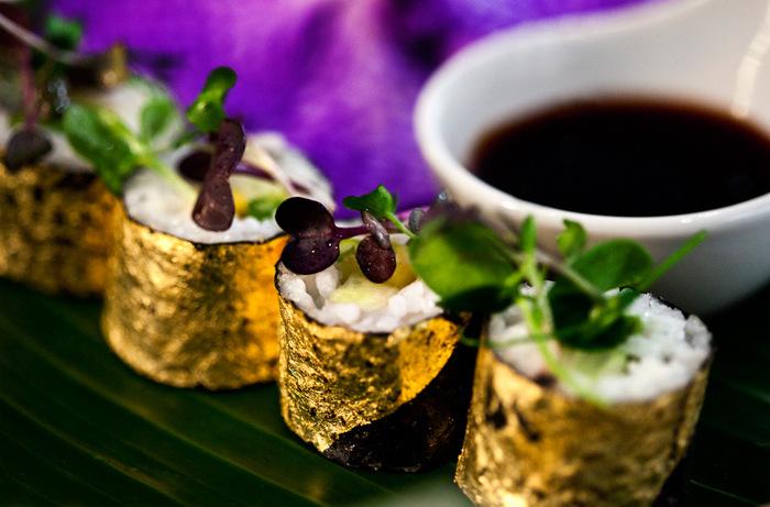 10 эксклюзивных продуктов, в состав которых входит настоящее пищевое золото