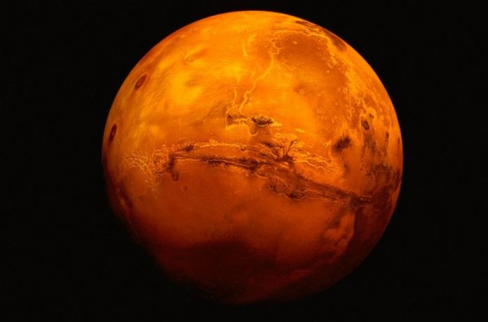 Марс: близнец Джеонозиса