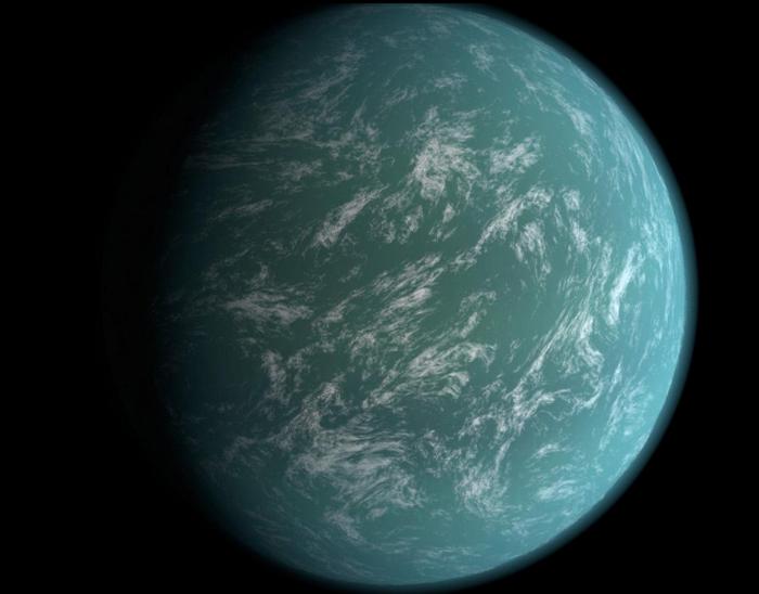 Kepler-22b: двойник Камино.