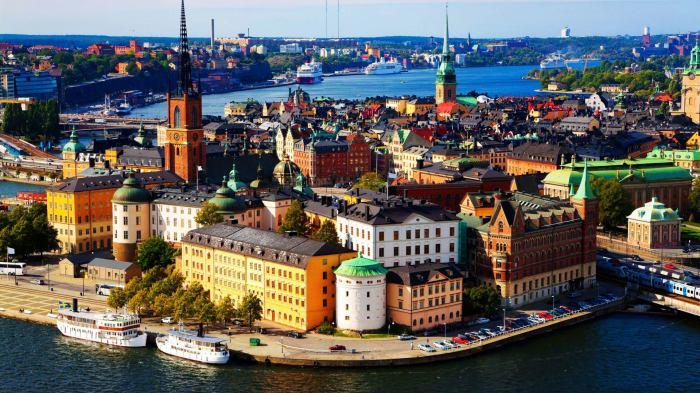 Стокгольм - европейская столица старт-апов.