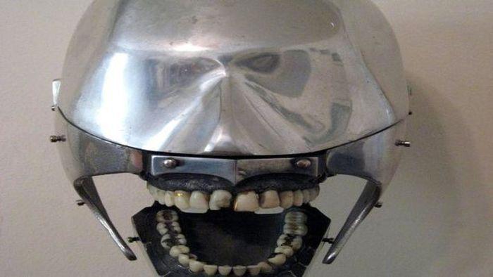 Стоматологический фантом.