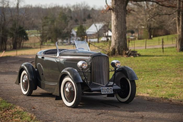 Автомобиль, созданный потомком Генри Форда.