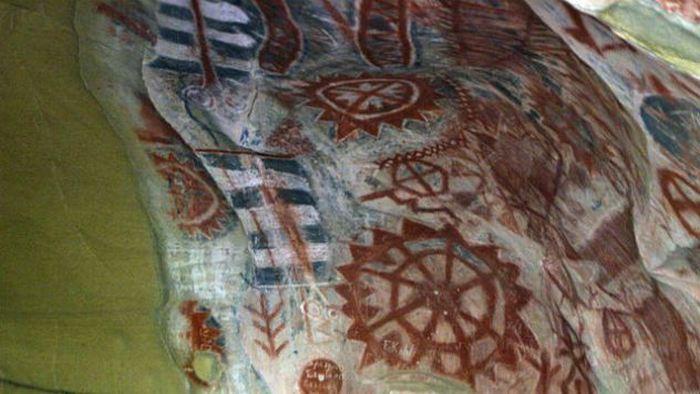 Чупу - поклонники богини земли.