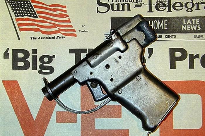 Одноразовый пистолет Liberator.