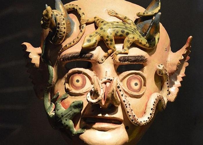 Супай - правитель загробного царства инков.