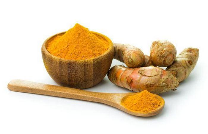 Куркума: золотой порошок здоровья.