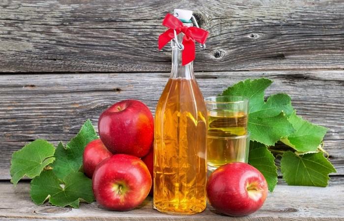 Приказано выжить!: используй яблочный уксус.