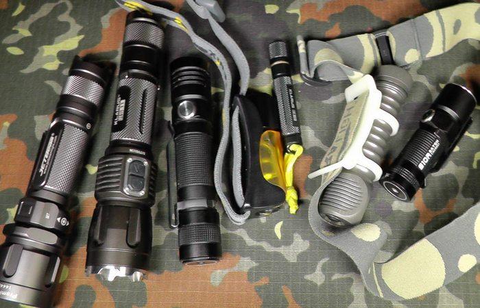Приказано выжить!: используй фонарик как оружие самообороны.
