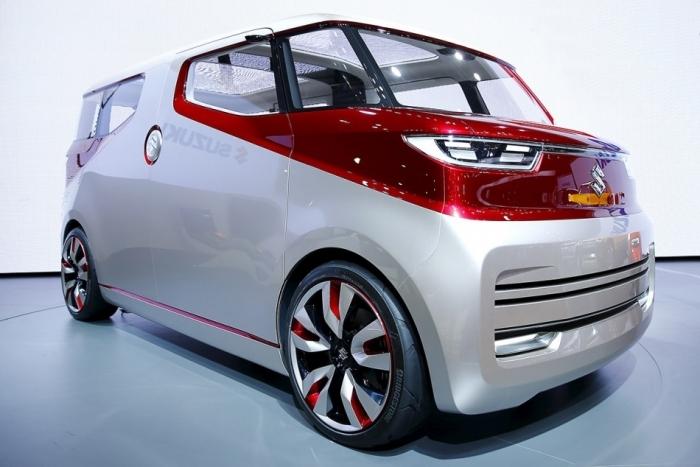Suzuki Triser