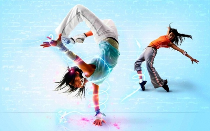 Танцы как способ расслабиться и избавиться от негатива.