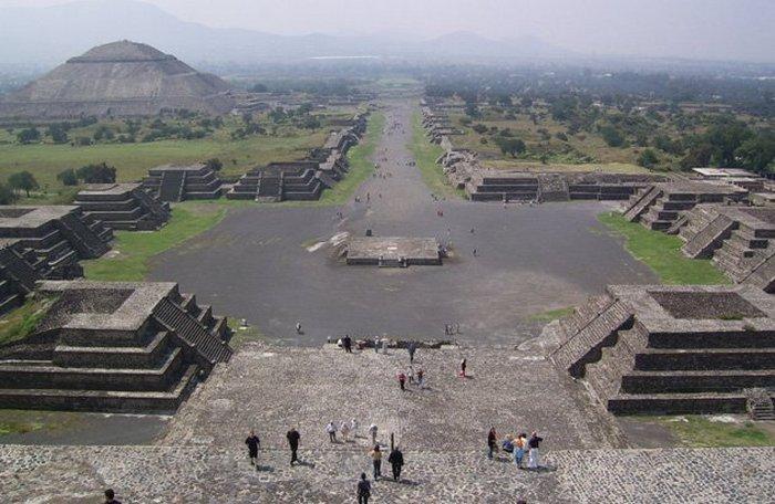 Самые древние и самые таинственные постройки в мире.