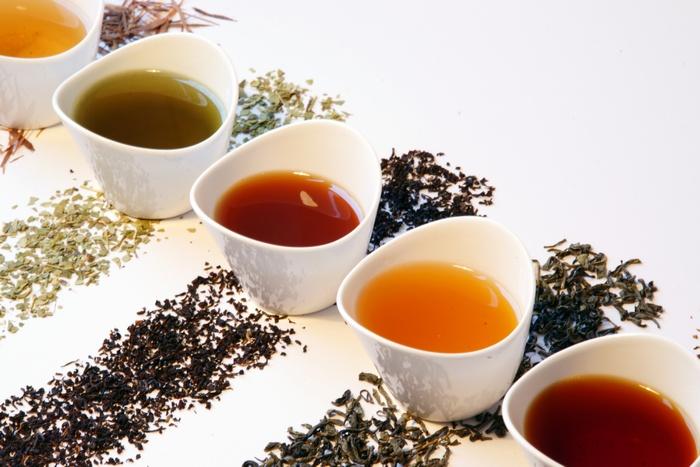 Сорта чая.
