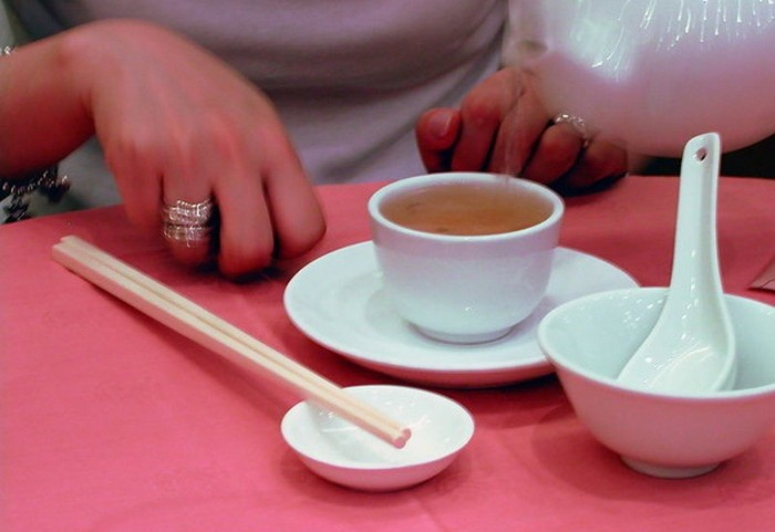Чайные традиции.