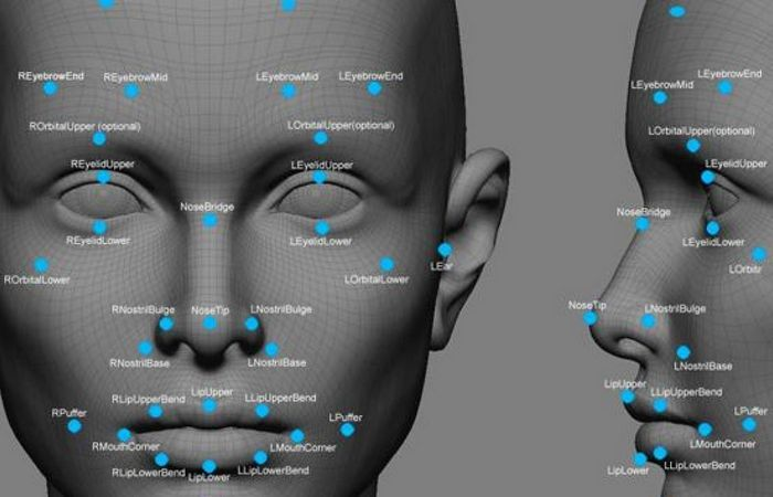 Технологии помогут аутентификации личности человека.