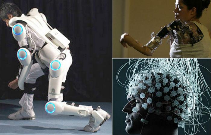 Технологии, которые позволят создать сверхчеловека.