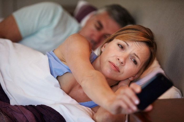 Мобильный телефон - причина депрессий.