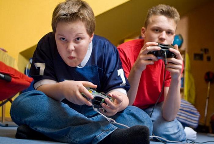 Видеоигры формируют чувство вины