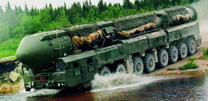 SS-29 Ярс.