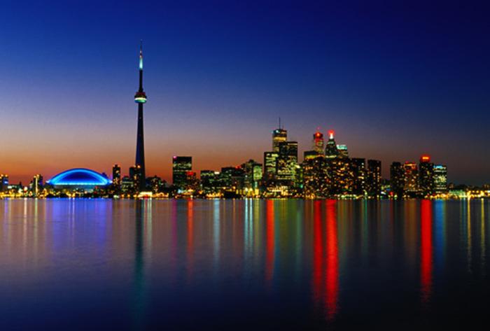 Торонто - лучший техногород Северной Америки.