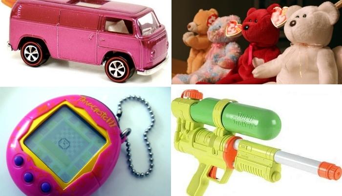 Игрушки, которые можно выгодно продать.