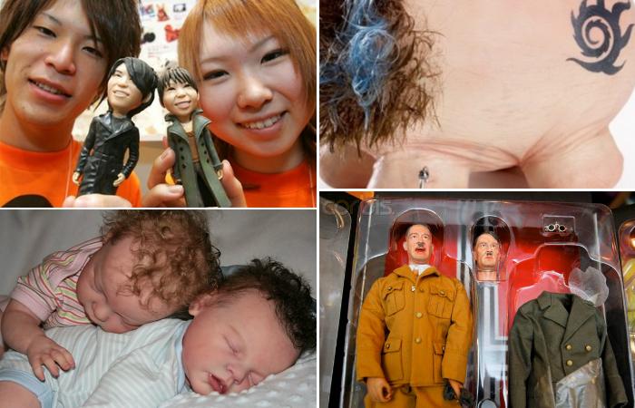Cамые дурацкие детские игрушки в мире.