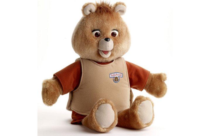 Teddy Ruxpin.