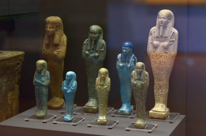 Невероятные мистические артефакты.