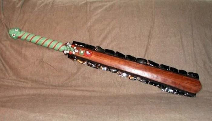 Уникальное оружие: макуауитль.