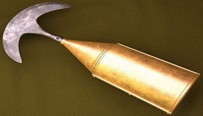 Уникальное оружие: скиссор.