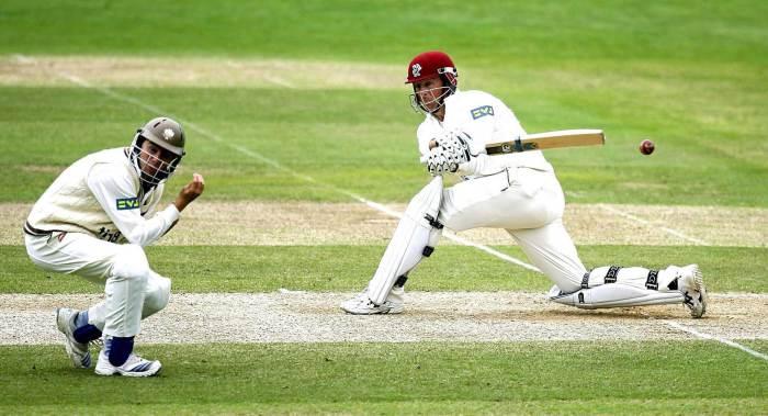 Гра в крикет.