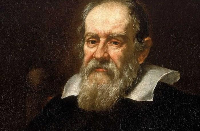 Галилей - человек, который открыл Юпитер.