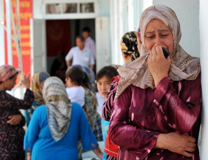 Массовая стерилизация женщин в Узбекистане.