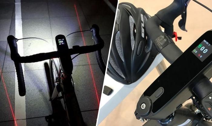 Speednite - инновационная система управление велосипедной оптикой