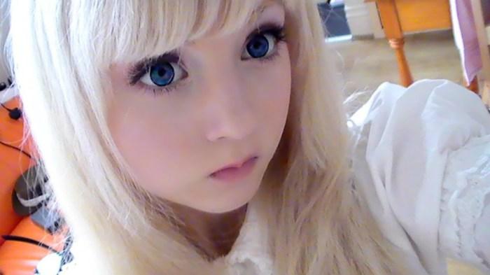 Красивые кукольные девушки картинки фото 515-397