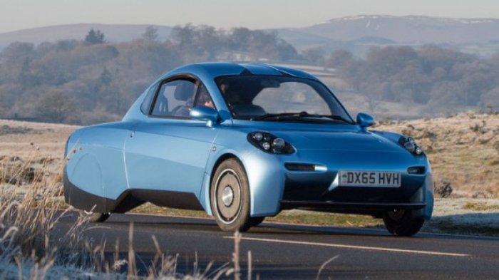 Водородные автомобили с большим будущим.