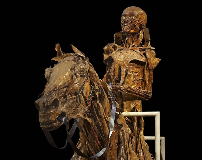 Всадник Апокалипсиса (Музей Фрагонар, Париж, Франция)