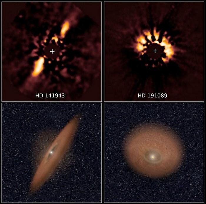Звуки в космосе