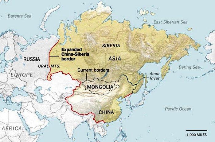 Китайско-русская сибирская война