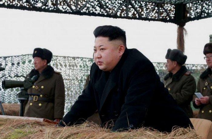 Северокорейская весна.